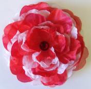 Lola Silk Flower Hair Clip