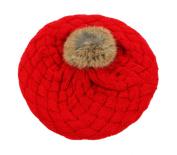 Baby Infant Boy Girl Knitting Wool Crochet Beret Beanie Warm Hat Cap