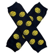 Basketball - Leg Warmers - for my Infant, Baby, Toddler, Little Girl or Boy
