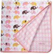 Magnificent Baby Baby-Girls Newborn Reversible Blanket
