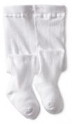 Jefferies Socks Baby-girls Infant Seamless Organic Cotton Tights