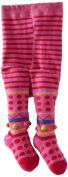 Country Kids Baby-girls Infant Ankle Pom Pom 1 Pair Tights