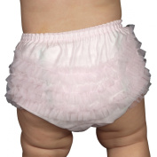 I.C. Collections Pink Rumba Nappy Cover Bloomers