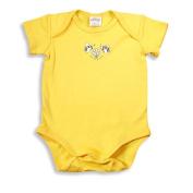 Mulberribush - Newborn Girls Short Sleeve Bodysuit