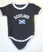 SCOTLAND BABY BODYSUIT 100%COTTON. SIZE FOR 24 MONTHS .NEW.