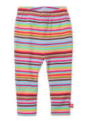 Zutano Baby-Girls Infant Super Stripe Skinny Legging