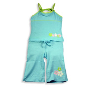 Mishmish - Infant Girls Tank Capri Set