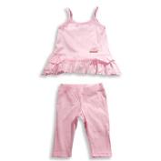 Mish - Infant Girls Tank Capri Set