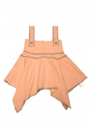 TwOOwls Baby 3in1 Dress/Skirt/Top -100% organic cotton-Made in the USA