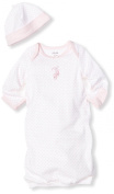 Little Me Baby-girls Newborn Prima Ballerina Gown and Hat