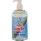 Baby Oh Baby Body Wash Scented Rainbow Research 470ml Liquid