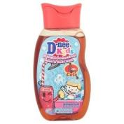 D-nee Kids Cola Scent Head & Body Bath Baby Shower Cream, 200ml.