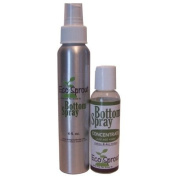Eco Sprout Bottom Spray Concentrate with Aluminium Spray Bottle - Pure