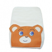 Baby Sweat Towel - Brown Bear