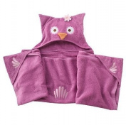 Jumping Beans® Olivia Owl Hooded Bath Towel