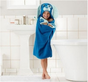 Children's Hooded Bath Beach Towel Puppy Dog by Jumping Beans