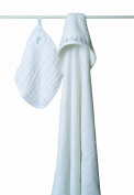 aden + anais Muslin Hooded Towel & Washcloth Set
