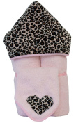 Tickle Toes - Luxurious & Trendy Girls Hooded Towel & Washcloth Sets