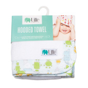 Lille Hooded Towel