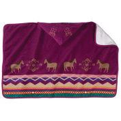 Pendleton Painted Pony Hooded Towel