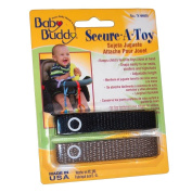 Baby Buddy 2 Count Secure-A-Toy