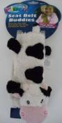 Cloudz Seat Belt Buddies - Cow