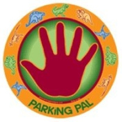 Parking Pal Car Magnet - Parking Lot Safety for Children