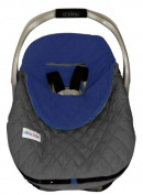 Nomie Baby Infant Cosy Stroller Blanket
