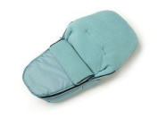 iCandy Universal Superfleece Luxury Fleece Footmuff - Imperial Blue
