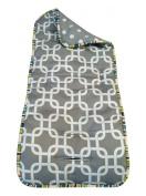 Bebe Chic Domino Reversible Stroller Liner