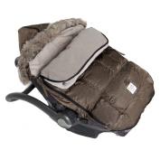 "7A.M. ENFANT ""Le Sac Igloo"" Footmuff, Converts into a Single Panel Stroller and Car Seat Cover"