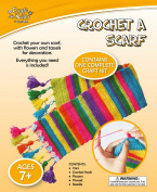 Craft for Kids - Crochet A Scarf