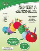 Craft for Kids - Crochet A Caterpillar