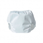 Bummis Pull On Nappy Cover XL White 13.61-18.14kg