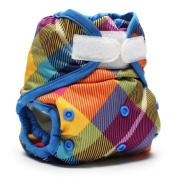 Rumparooz One Size Aplix Cloth Nappy Cover, Preppy Plaid