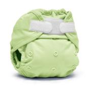 Rumparooz One Size Aplix Cloth Nappy Cover, Lazy Lime