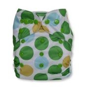 WolbyBug One Size Nappy Cover - Lilypad