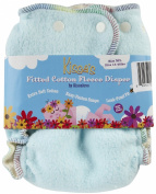 Kissa's Cotton Fleece Fitted Nappy