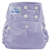 Happy Heinys ONE for ALL One Size Cloth Nappy Snap Closure + 2 Microfiber Inserts