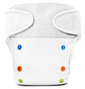 BabyKicks Basic Cloth Nappy Hook and Loop Closure