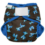 Best Bottom One-Size Nappy Shell - Hook & Loop