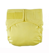 Butter hook and loop Easy Clean One Size Pocket Cloth Nappy by Mommy's Touch