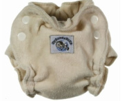 Swaddlebees Newborn Organic Cotton Fitted Nappy