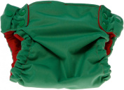 Sprout Change Reversible and Reusable Nappy Shell, ChiliPepper