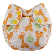 Swaddlebees Newborn Simplex All in One Cloth Nappy