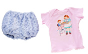 Kids Cooking Tee & Minky Nappy Cover