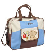 "Baby Ziggles ""ABC Blocks"" Nappy Bag"