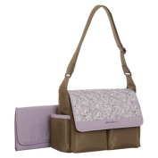 Caitlin Messenger Nappy Bag by Eddie Bauer