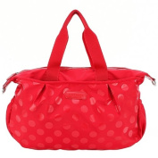 Stellakim / Stella Kim Olivia Baby Nappy Bag Red