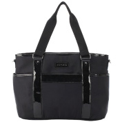 Stellakim / Stella Kim Lauren Baby Nappy Bag Black